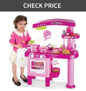 Inside Out Toys Childrens Kids Large Toy Kitchen