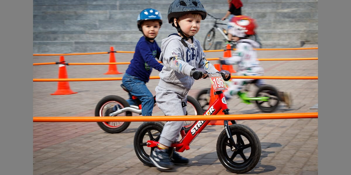 first bike for kids