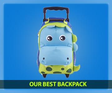 best toddler backpacks