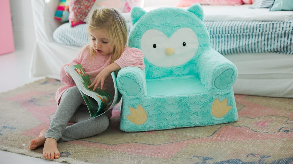 chair for toddler room