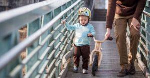 how to choose toddlers bike helmets