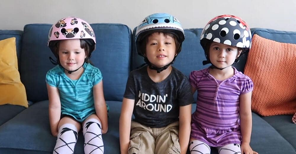 What is the best bike helmet for a toddler