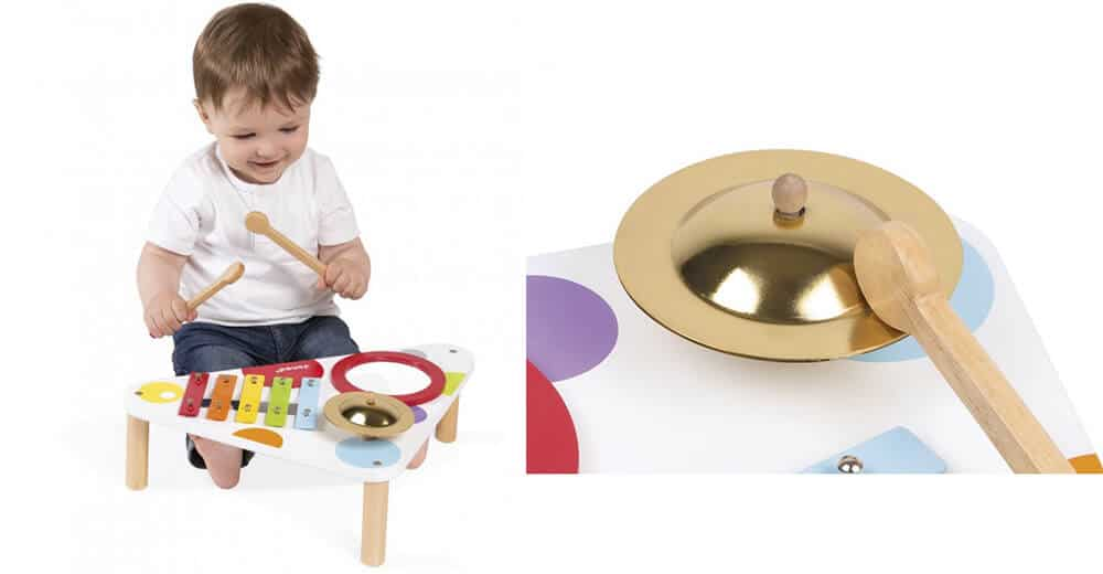 best wood musical toys for toddlers