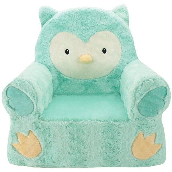 Animal Adventure Sweet reading chair for toddler