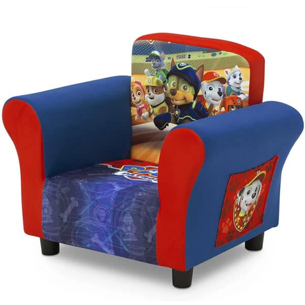 Delta-Children Paw-Patrol chair