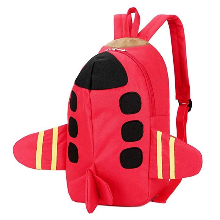 Small Toddler Backpack with Leash Airplane review