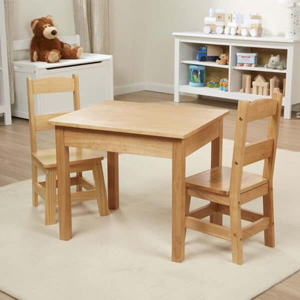 Melissa & Doug Solid Wood Chairs for Kids