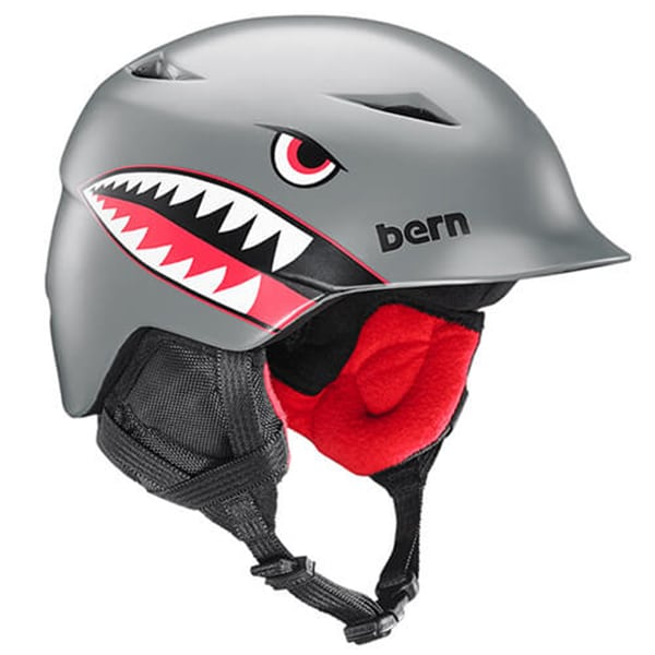 Winter Camino Bern helmet for kids