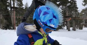 best toddler ski helmet