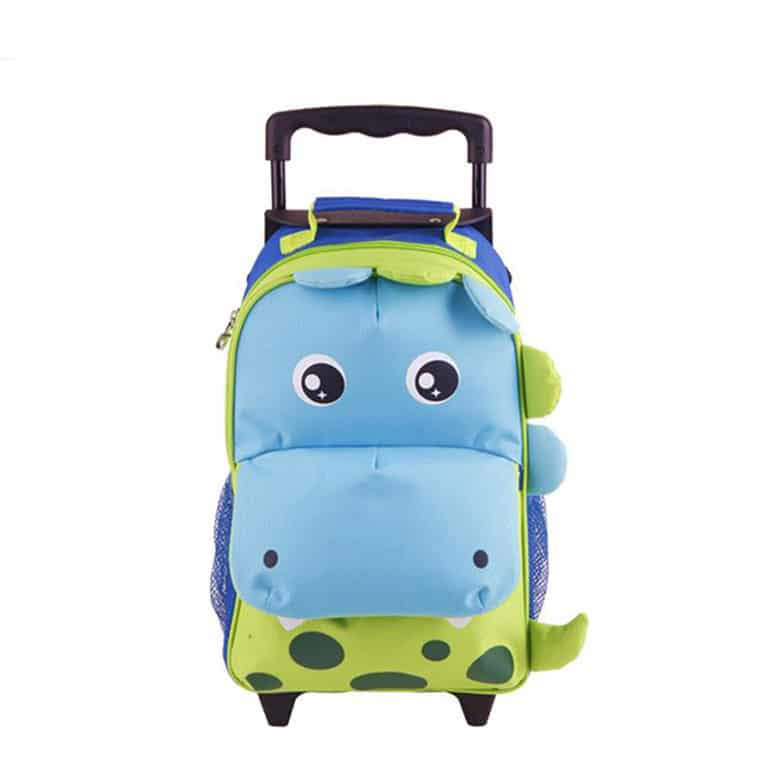 Yodo Zoo 3-Way Kids Rolling Luggage