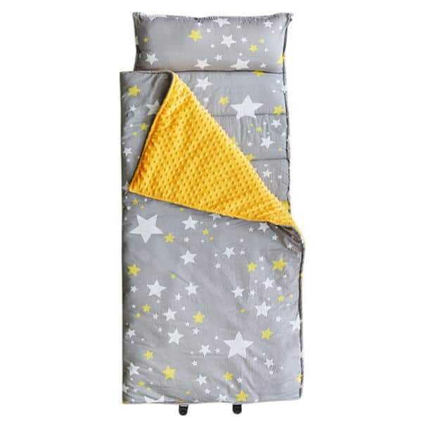 Hi Sprout Kids toddler nap mat review