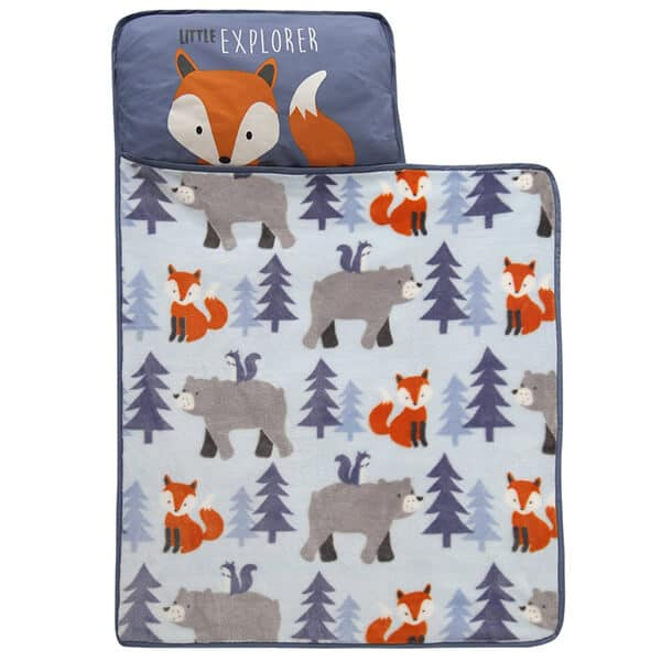 Lambs & Ivy Little Explorer nap mat review
