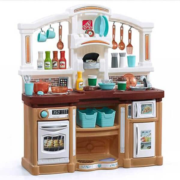 Step2 Fun with Friends Kitchen Play review