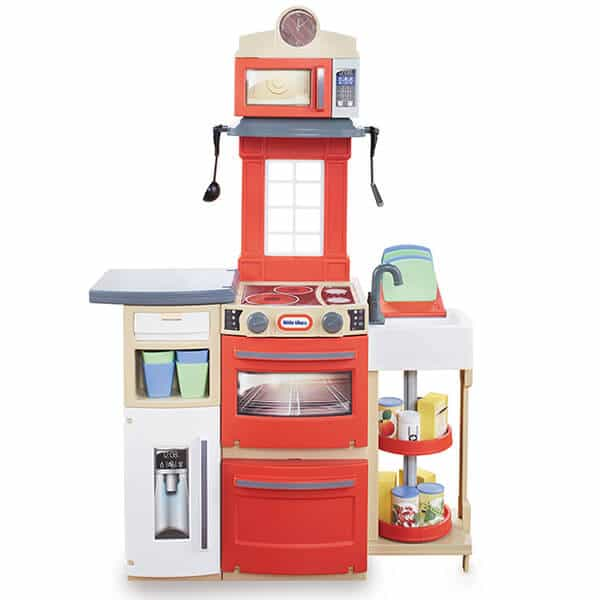 The Red Little Tikes Cook review