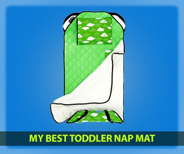 Best nap mat for daycare and kindergarten
