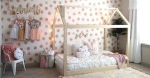 best toddler floor bed
