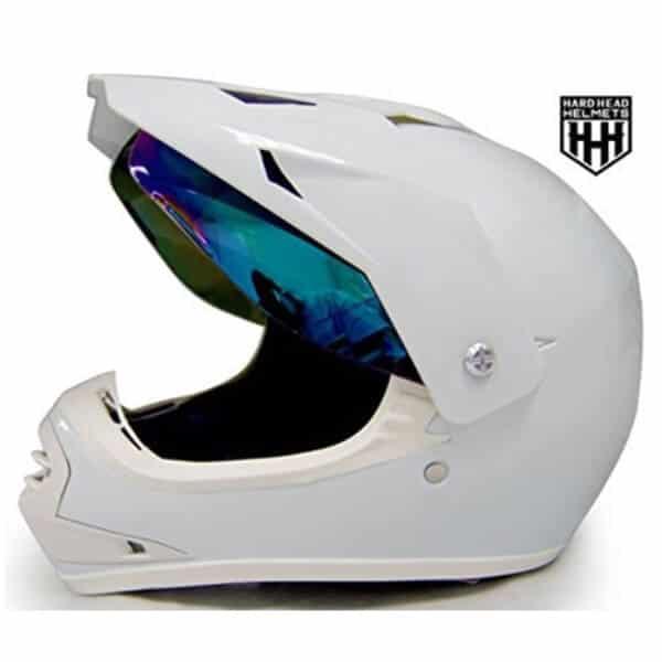 HHH DOT Youth Helmet with VISOR