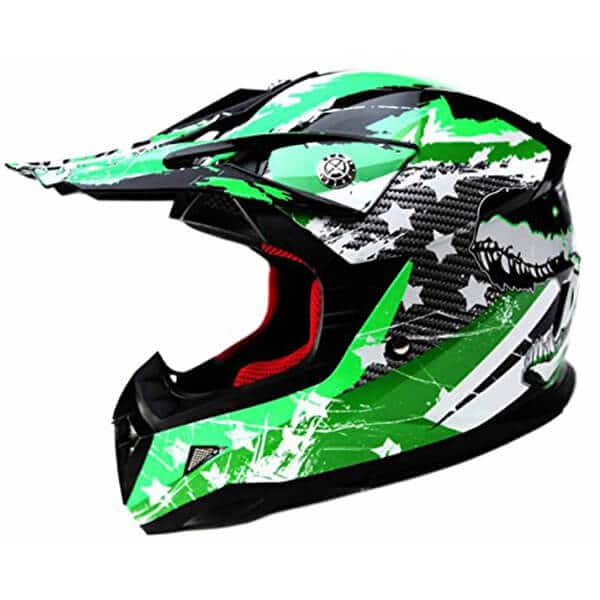 Motocross Youth Kids Helmet