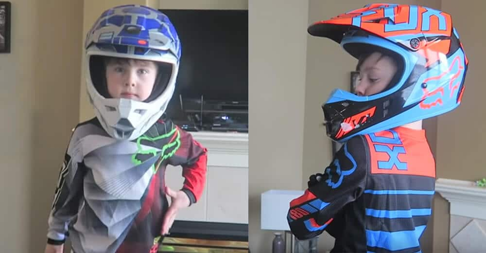 best full face helmets for kids