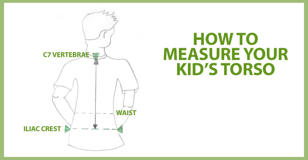 How to measure your kid's torso