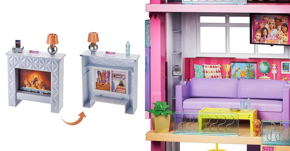 What is the best dollhouse for a 4 year old