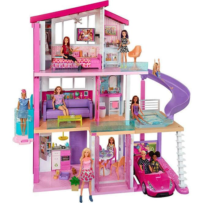 Barbie Dreamhouse Dollhouse review