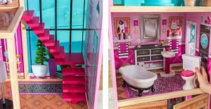 Best Dollhouse for Four Years Old