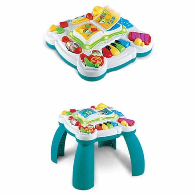 LeapFrog Learn & Groove Musical Table review