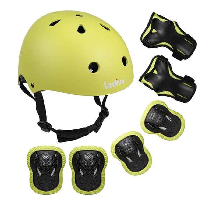 Ledivo Kids Adjustable Helmet