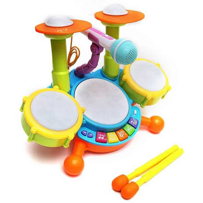 Rabing Kids Drum Set review