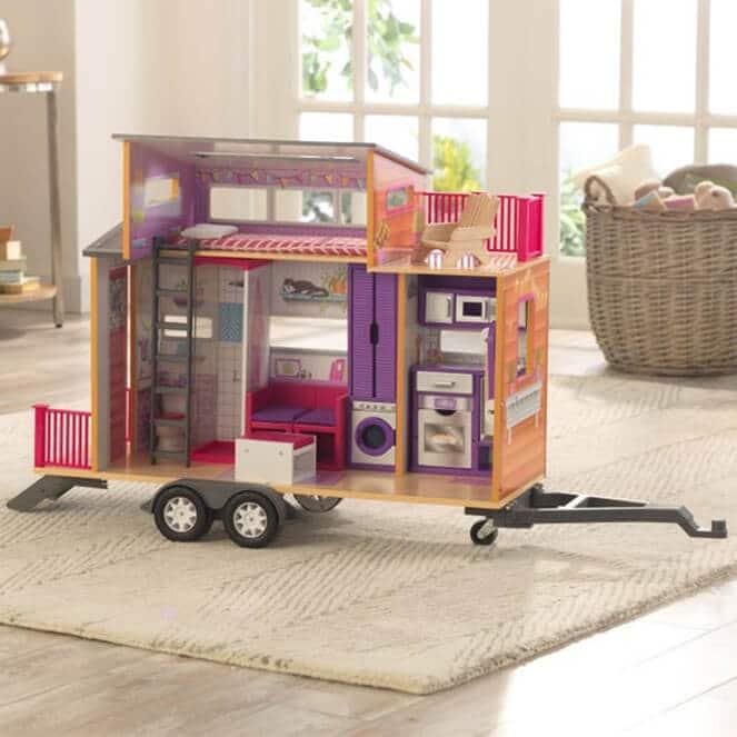 Teeny House Dollhouse review