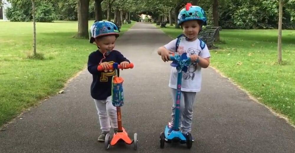 Best toddler scooter helmets