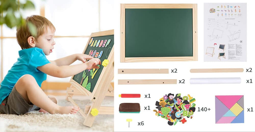 Best Art Easel for toddlers