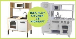 Ikea Play Kitchen vs Kidkraft