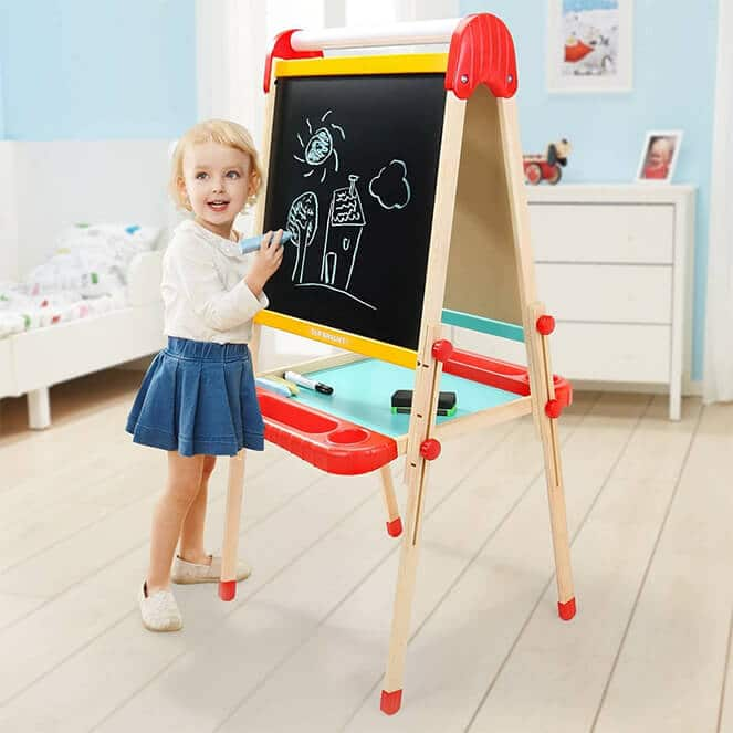 TOP BRIGHT Wooden Art Easel review