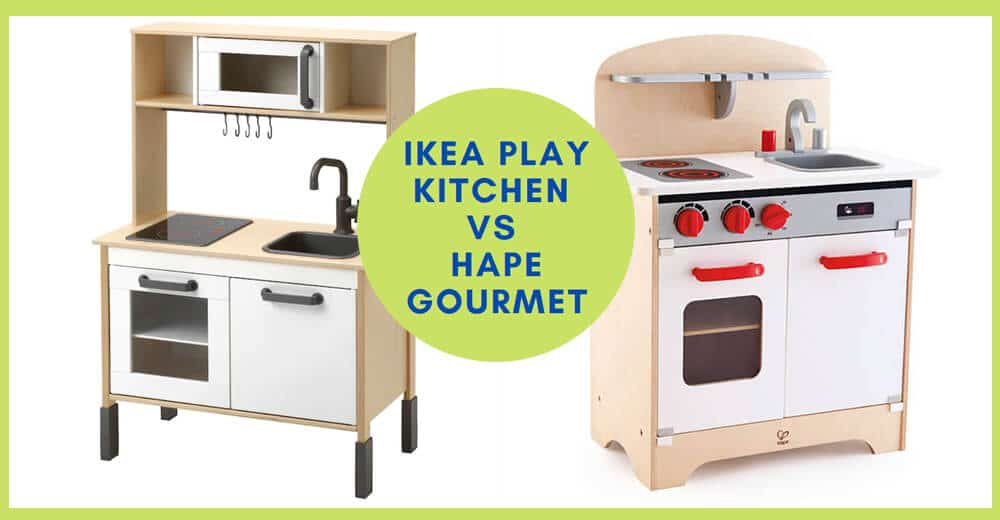 ikea play kitchen vs hape